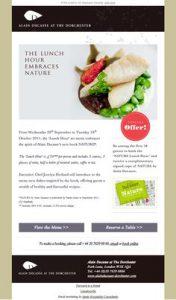 newsletter-ristorazione